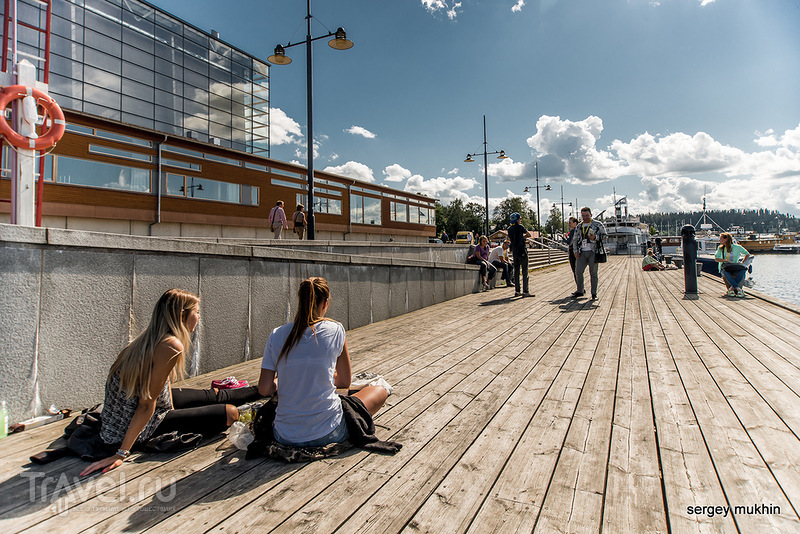 Summer UP. Жаркое финское лето / Финляндия