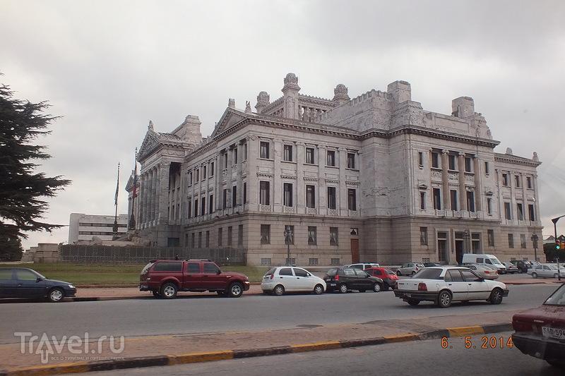 Уругвай. Монтевидео. Обзорная экскурсия. Район Прадо / Уругвай