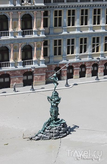 "Парк ""Мини-Европа"" / Бельгия"