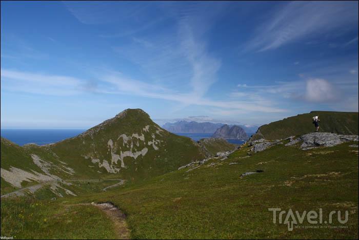 Как мы ходили за северный полярный круг, ловили треску и смотрели на фьорды / Норвегия