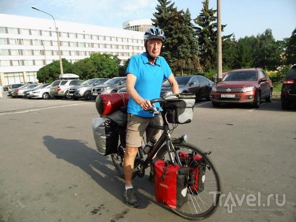 Самые отважные путешествия, или можно ли на велосипеде доехать до Северного полюса? / Россия