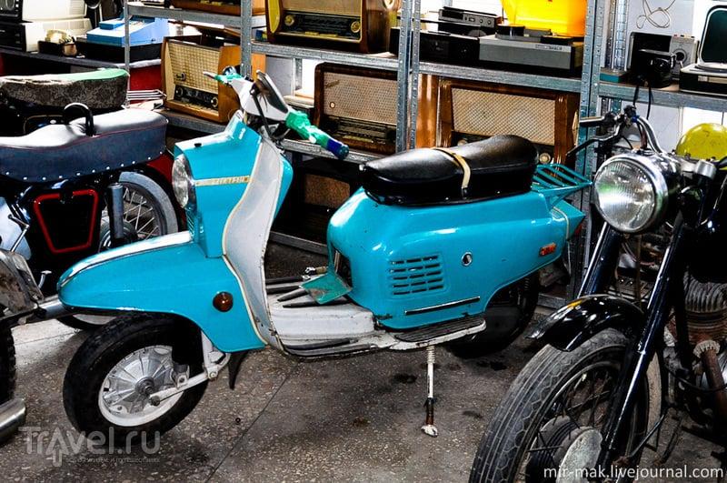 Винница: авто-мото-вело-фото-теле-радио музей / Фото с Украины