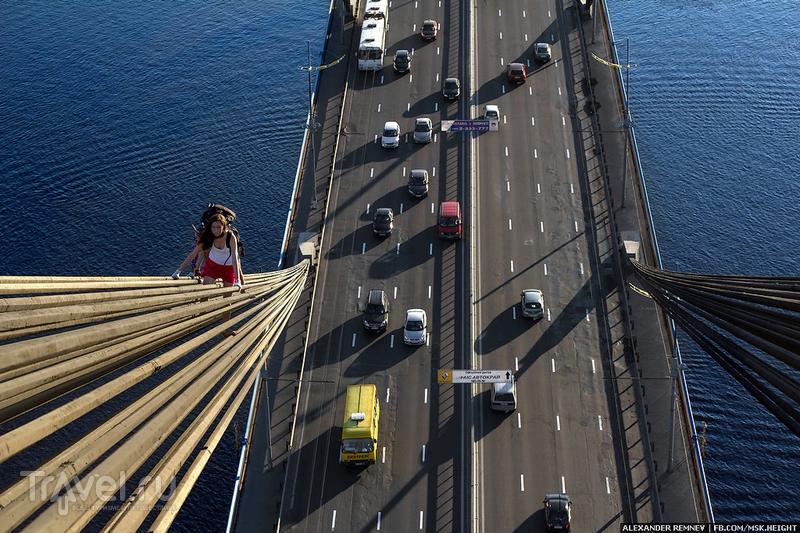 Автостопом по Украине / Фото с Украины