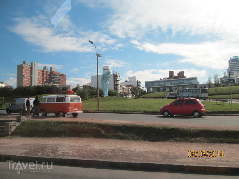Уругвай. Монтевидео. Обзорная экскурсия. Набережная / Уругвай