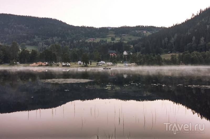 Норвегия на выходные / Фото из Норвегии