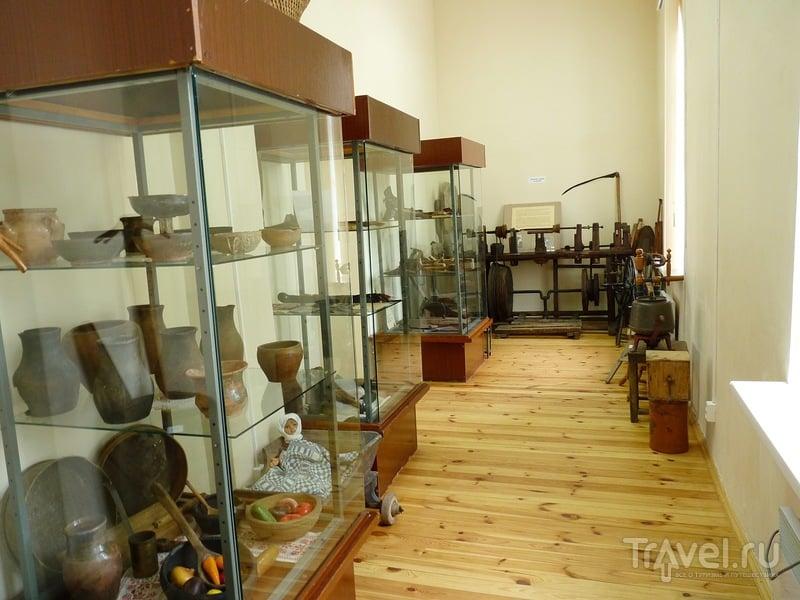 Краеведческий музей города Острова / Россия