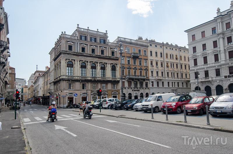Величественный Триест / Италия