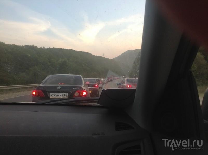 В Сочи на авто / Россия