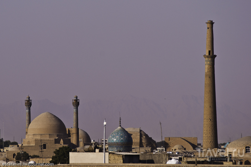 Исфахан. Город в 20 фотографиях / Иран