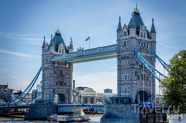 Выходные в Лондоне / Великобритания