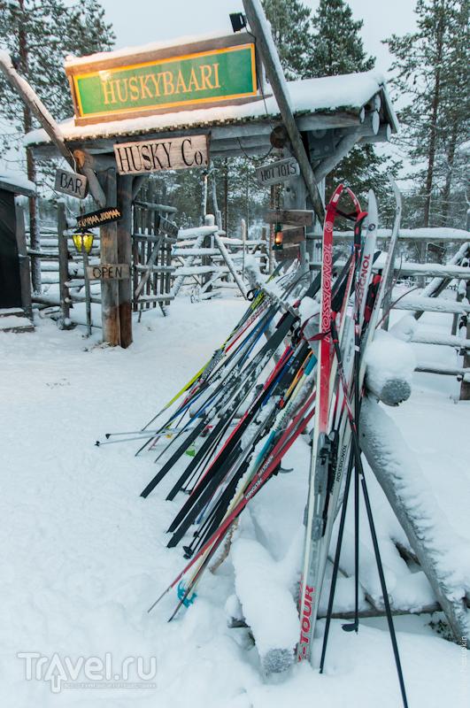 Лапландия зимой - это не только Санта! / Финляндия