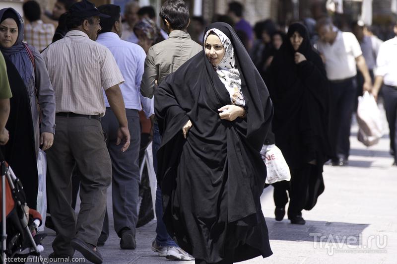 Иранские портреты. Исфахан / Иран
