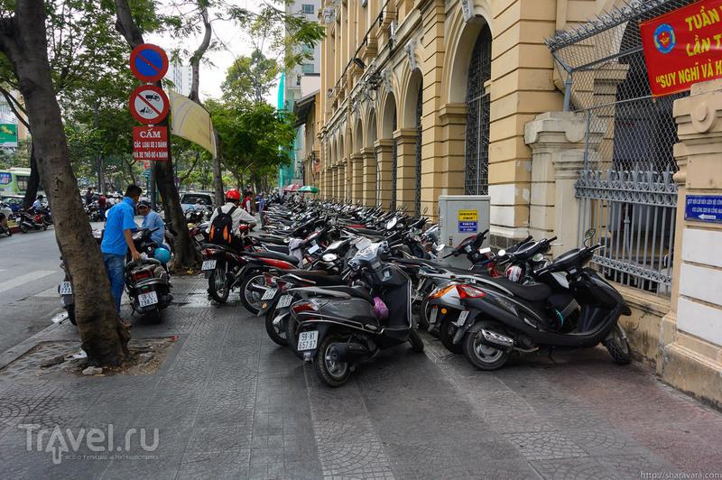 Знакомство с Сайгоном / Фото из Вьетнама