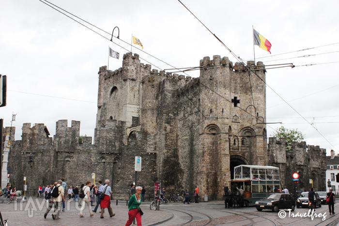 Прогулка по средневековому Генту / Бельгия