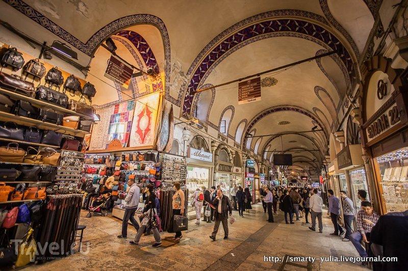 Стамбул: Гранд Базар / Фото из Турции