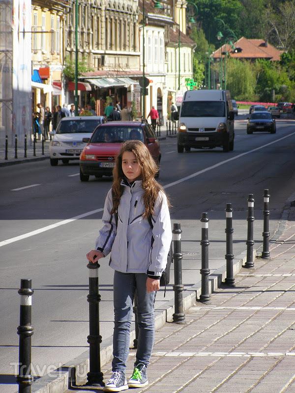 Румыния. Брашов. Город немецких колонистов и румынских детей / Румыния
