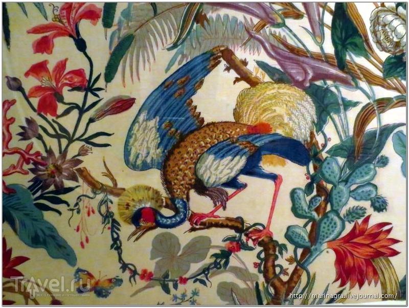 """Музей набивных тканей в Мюлузе  и """"текстильное безумие"""" Второй империи / Франция"""