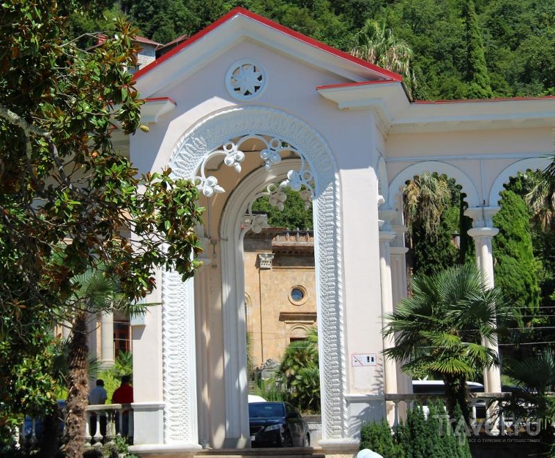 Абхазия. Гагра / Фото из Абхазии