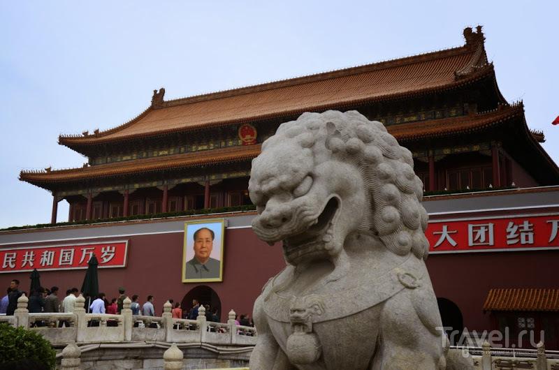 Великий Китайский Пекин / Фото из Китая