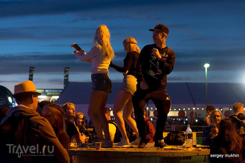 """Жаркое финское лето. Ruisrock. или """"Kiss My Turku"""" / Финляндия"""