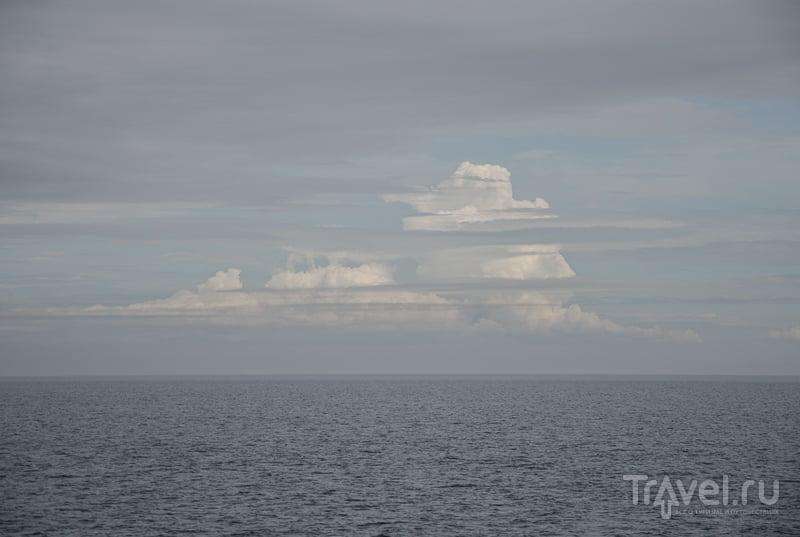 Небо над Охотским морем / Фото из России