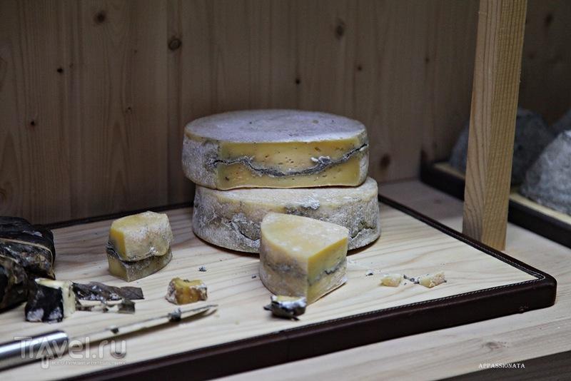 Французский сыр из Грузинского монастыря... / Грузия