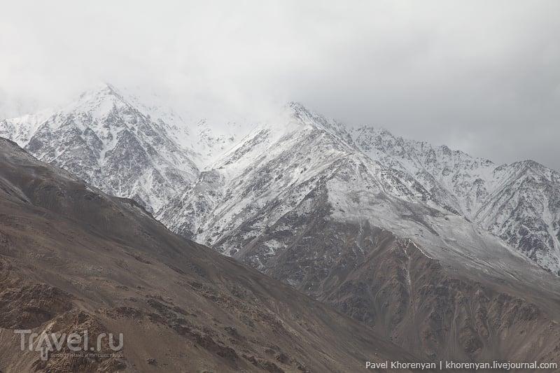Таджикистан. Ямчун - Лянгар - Мургаб / Таджикистан
