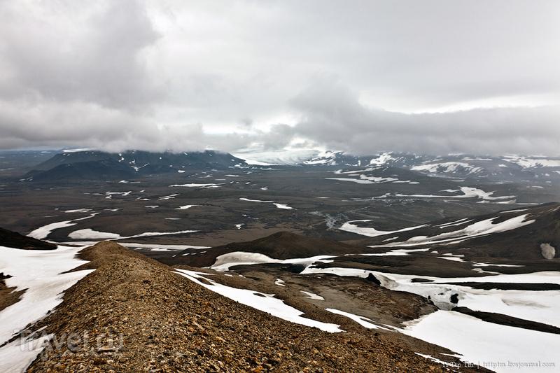 Фумаролы Ведьминой горы / Фото из Исландии