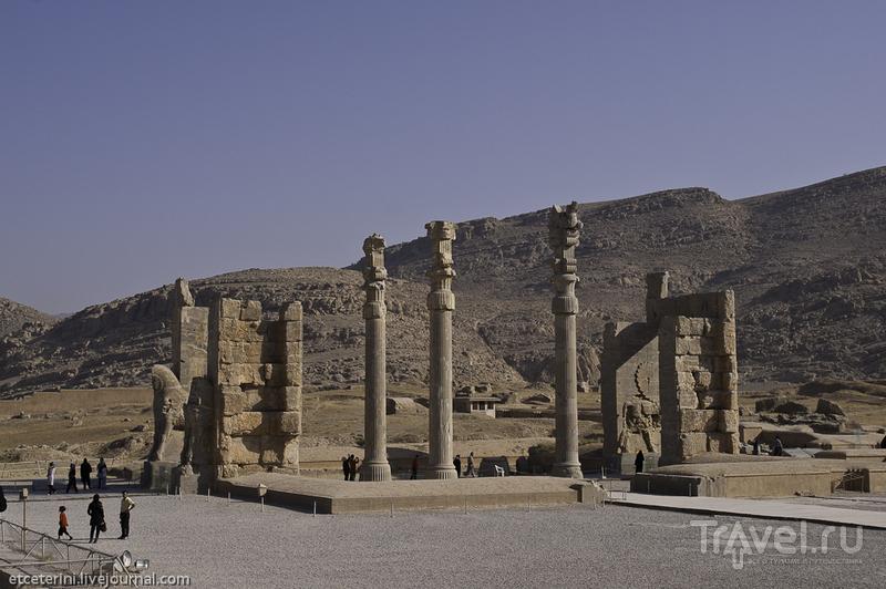 Персидские древности. Персеполис / Фото из Ирана