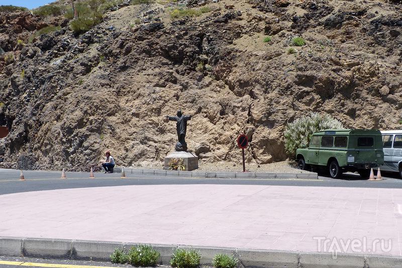 Тейде. Подъём на канатной дороге / Испания