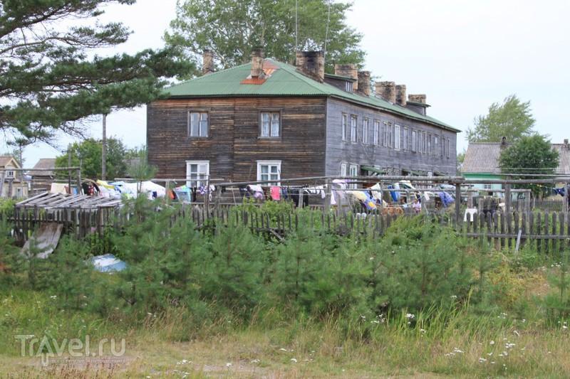 ПертоМинск - странный приморский посёлок / Россия