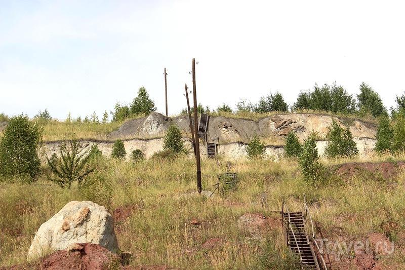 Коркинский угольный разрез / Россия