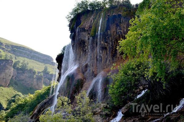 Водопад Гедмишх (70 струй) КБР / Россия