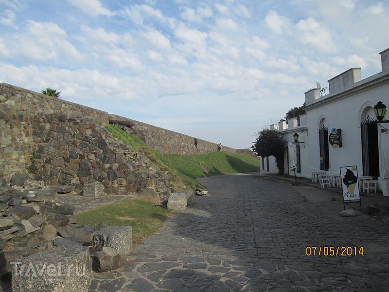 Уругвай. Город Колония-дель-Сакраменто / Уругвай
