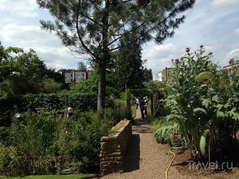 Урбанизм и природа в Челси / Великобритания