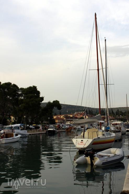 Трогир - картинки и детали двух вечеров / Хорватия