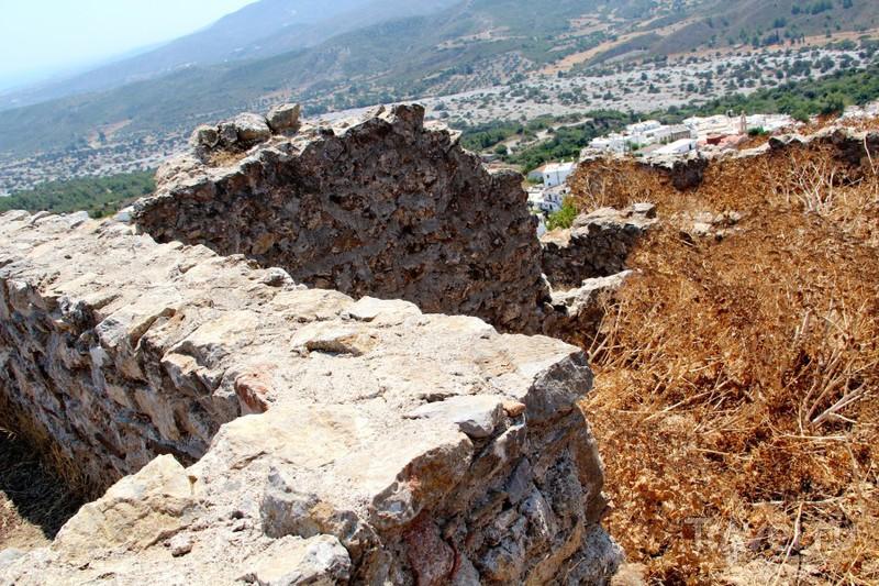 Рыцарское наследие Родоса: крепость Асклипио / Греция