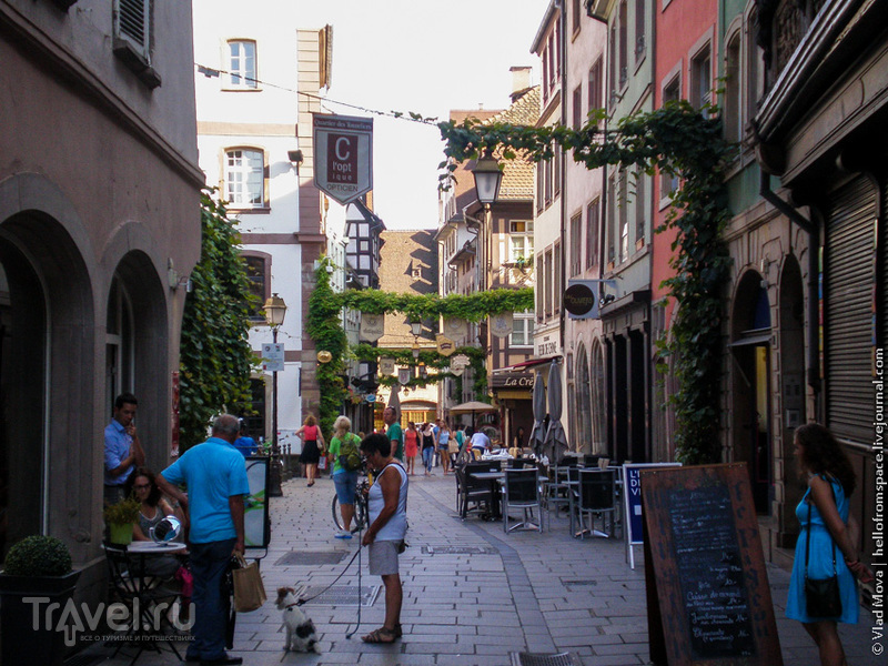 Мой любимый Страсбург / Франция