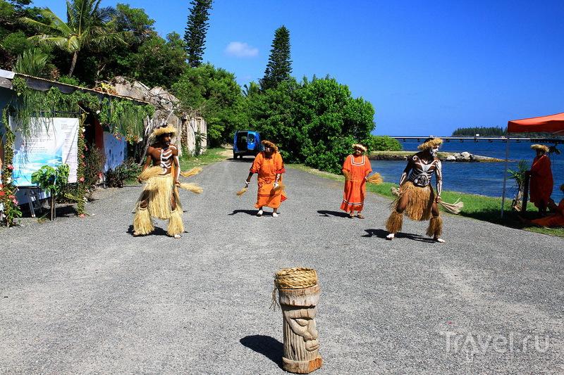 Новая Каледония, остров Иль-де-Пин / Фото из Новой Каледонии