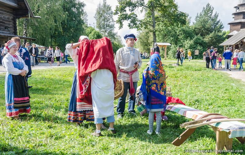 Выходные в новгородском стиле / Россия