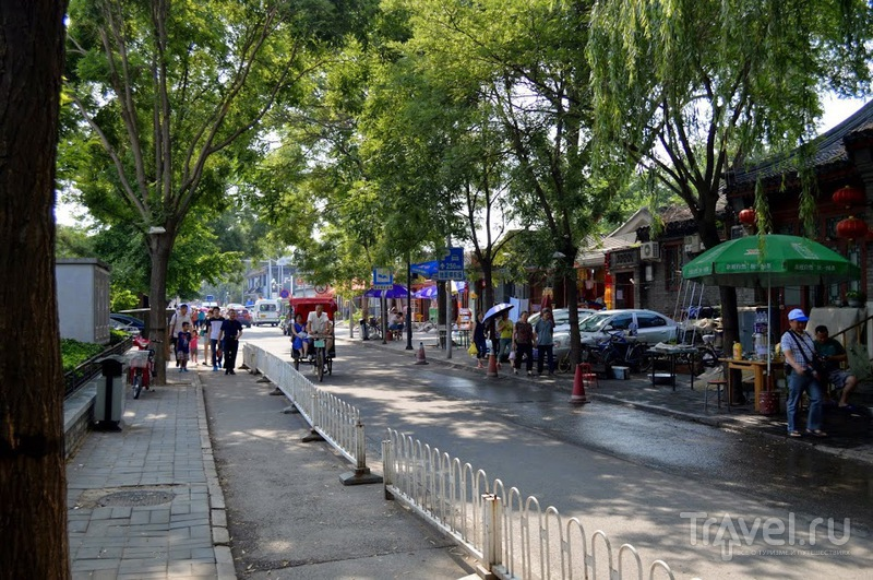 Площадь Тяньаньмэнь, Запретный город (Гугун) и парк Бэйхай / Китай
