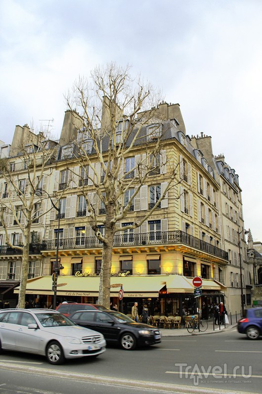 Весенний Париж. Рассказ о прогулке на выходных / Фото из Франции