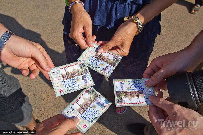 Ангкор Ват. То, о чем не любят писать туристы / Фото из Камбоджи