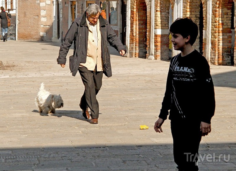 Жизнь в Венецианском Гетто / Италия