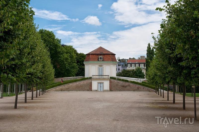 Венский Бельведер / Фото из Австрии
