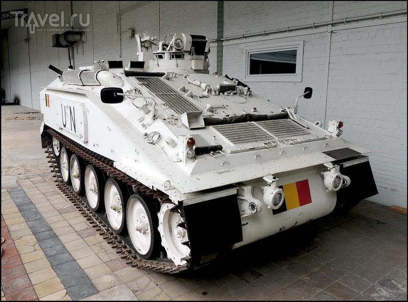 Бельгийский музей королевской армии. Танки / Бельгия