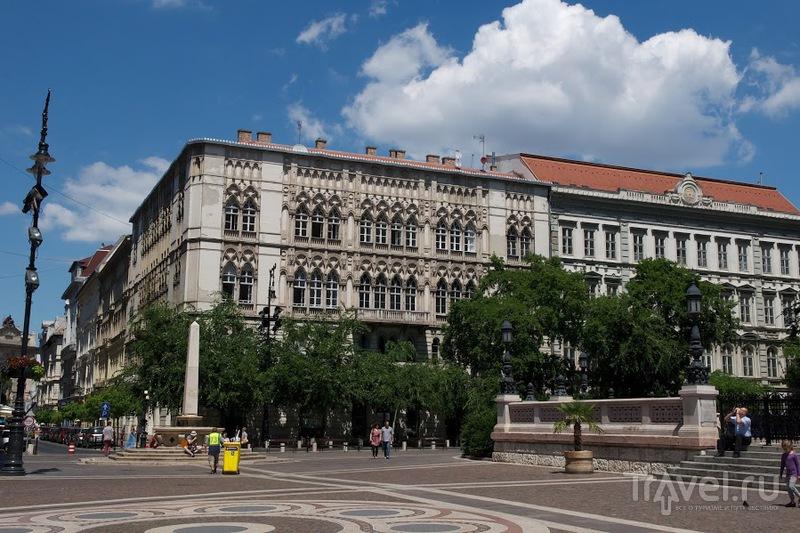 Будапешт - вторая столица империи / Фото из Венгрии