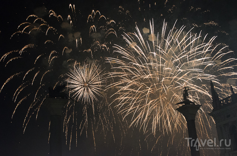 Венеция: Festa del redentore / Фото из Италии