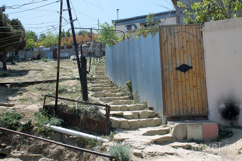 Азербайджан: Баку. Фавелы советского Рио-де-Жанейро / Азербайджан