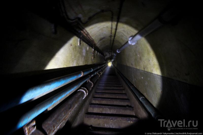 Подземный мир Mont des Welches / Франция